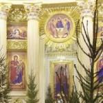 Молитва на елку